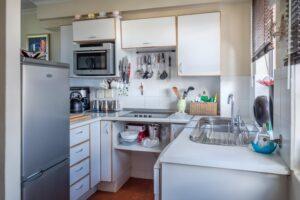Sprzęt kuchenny, a odpowiednie rozmieszczenie