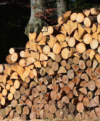 Jak efektywnie ciąć drewno na opał